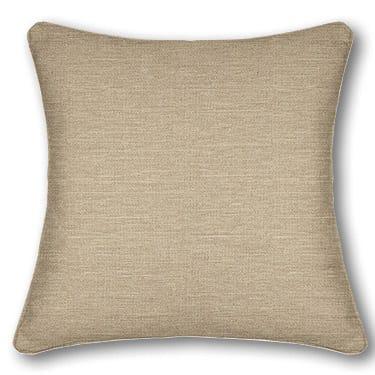 Harrow Oatmeal Curtains - Cushions