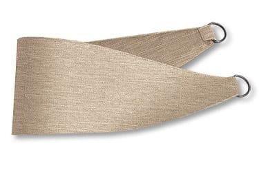 Harrow Oatmeal Curtains - Tiebacks