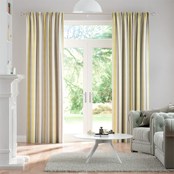 Hathaway Lemondrop Curtains