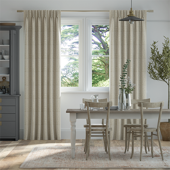 Haverford Oatmeal Curtains