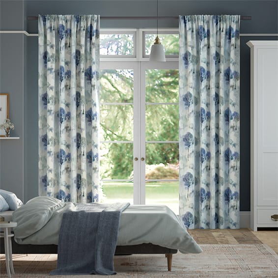 Helios Midnight Curtains