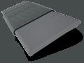 Husky Grey and Lead Wooden Blind - 50mm Slat slat image