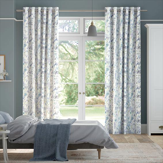 Ilinizas Violet Curtains