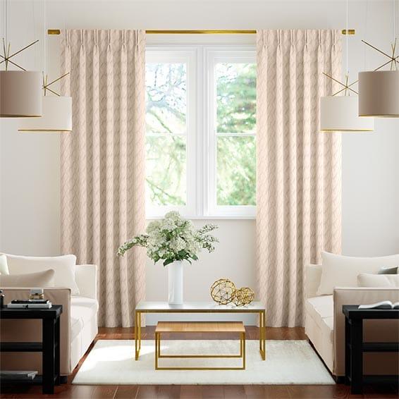 Jinli Gold Curtains