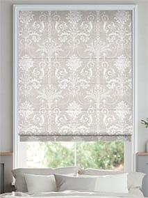 Josette Dove Grey Roman Blind thumbnail image