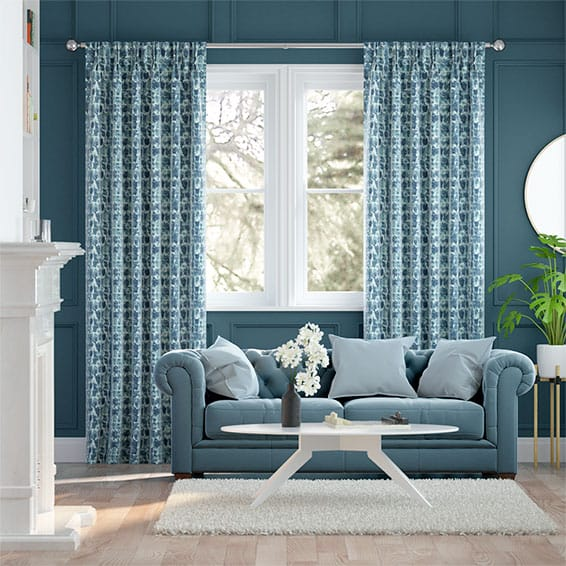 Kelambu Indigo Curtains