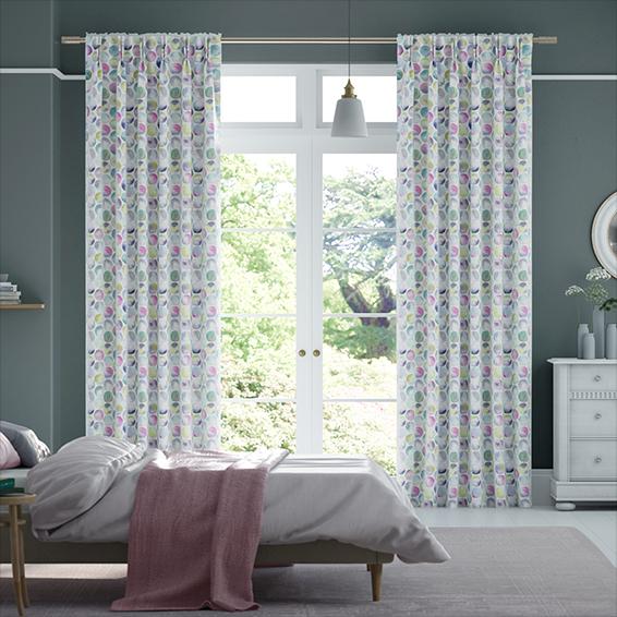 Kiribati Summer Curtains