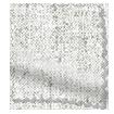 Lancaster Blackout Birch Grey Roller Blind slat image
