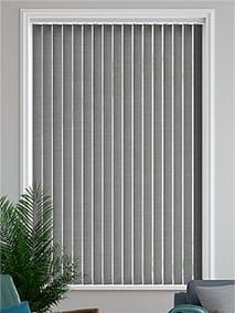 Laurent Steeple Grey Vertical Blind thumbnail image