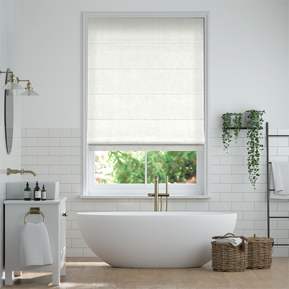 Liliana Chalk Roman Blind