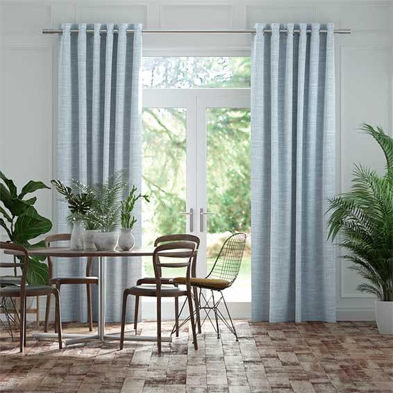 Liliana Sky Curtains