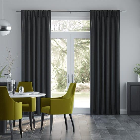 Liliana Slate Curtains