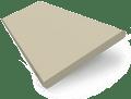 Limestone Suave Faux Wood Blind - 50mm Slat slat image