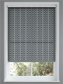 Linear Stem Cool Grey Roller Blind thumbnail image