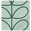 Linear Stem Spring Roman Blind swatch image