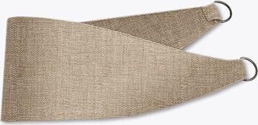 Linen Hopsack Curtains - Tiebacks