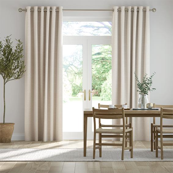 Linen Natural Curtains
