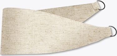 Linen Natural Curtains - Tiebacks