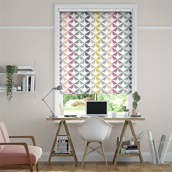 Lintu Berry Crush Roller Blind