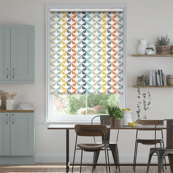 Lintu Fruit Punch Roller Blind