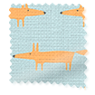 Little Mr Fox Sky swatch image