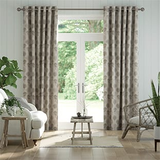 Little Orchard Natural Curtains thumbnail image