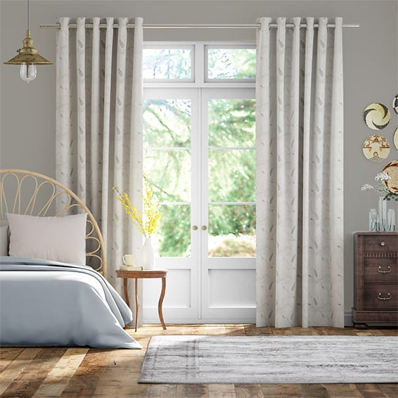 Allegra Sky Curtains
