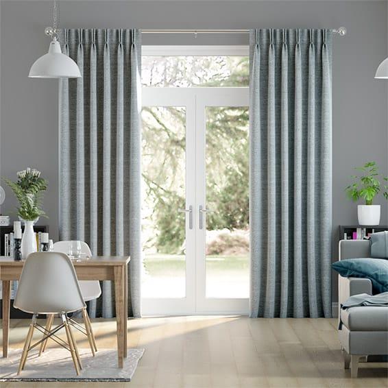 Loretta Steel Curtains