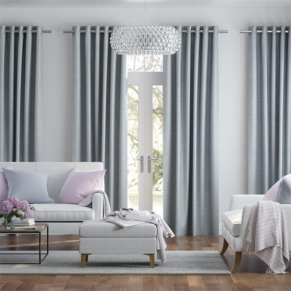 Lucerna Bluegrey Curtains
