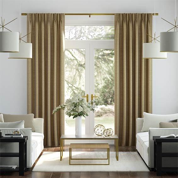Lucerna Gilt Curtains