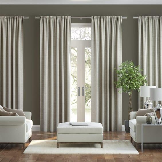 Lucerna Neutral Curtains