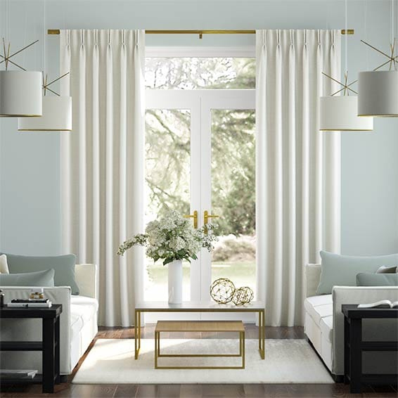 Lucerna Oyster Curtains