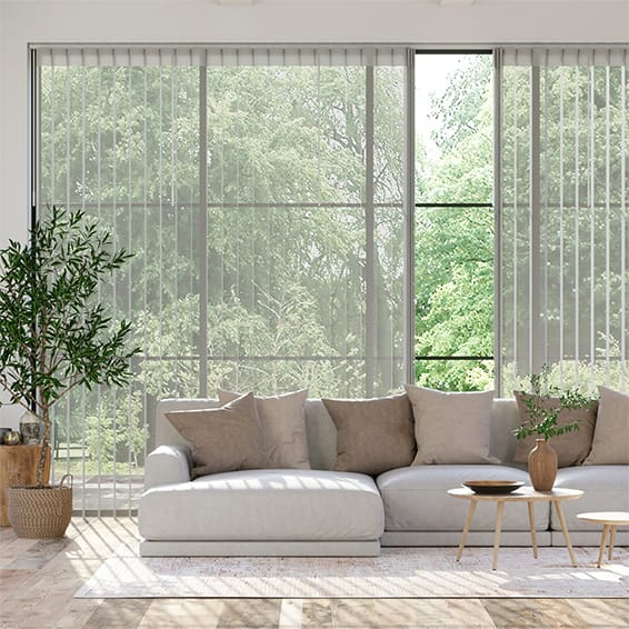 Lucia Mist Privacy Sheer