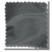 Lumiere Unlined Ahisma Luxe Faux Silk Slate Roman Blind slat image