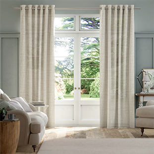 Lumiere Unlined Arlo Sand Curtains thumbnail image