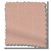 Lumiere Unlined Bijou Linen Blush Pink  Curtains sample image
