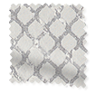 Lumiere Unlined Niko Antique Silver Curtains sample image
