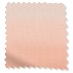 Lumiere Unlined Ombre Blush Roman Blind swatch image