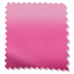 Lumiere Unlined Ombre Fuchsia Roman Blind swatch image