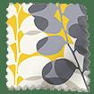 Lunaria Sunflower Roller Blind slat image