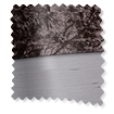 Luxe Faux Silk Crush Lilac Roman Blind slat image