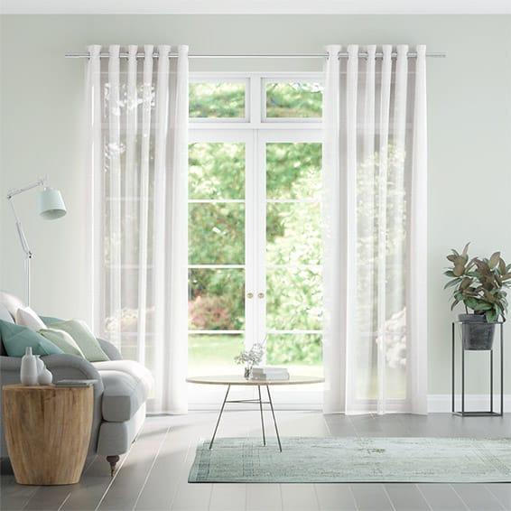 Maison Voile Snow White Curtains
