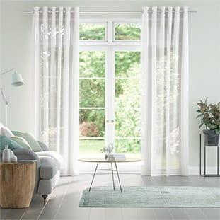 Maison Voile Snow White Curtains thumbnail image