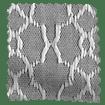Malta Cinder Grey Vertical Blind sample image