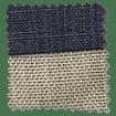 Manor Navy Roman Blind swatch image