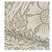 William Morris Marigold Hemp Roman Blind slat image
