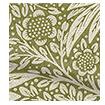 William Morris Marigold Moss Roller Blind slat image