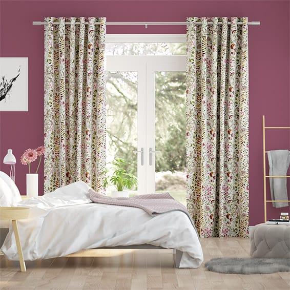 Maybury Blossom Curtains
