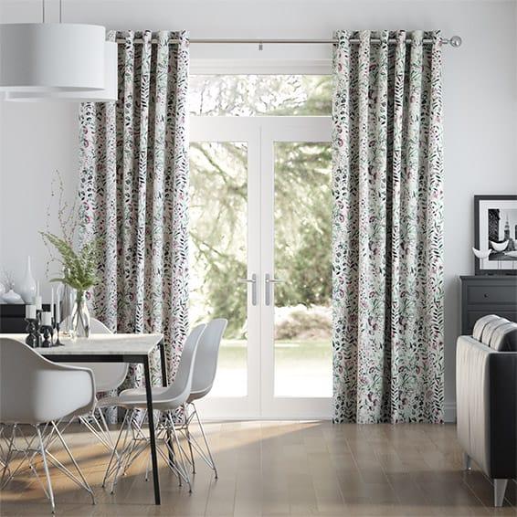 Maybury Hibiscus Curtains