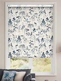Meadow Midnight Roller Blind thumbnail image